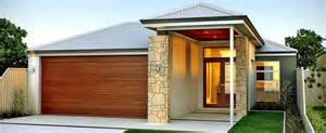 houses for narrow lots home interior events home designs perth