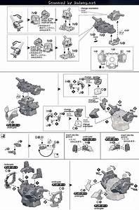 Pg Unicorn Gundam English Manual  U0026 Color Guide