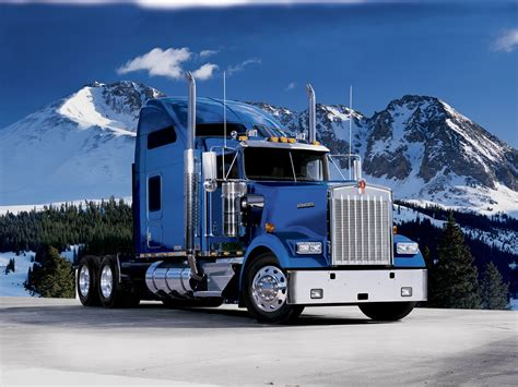 Kenworth W900 Remains Highest Priced Conventional Tractor
