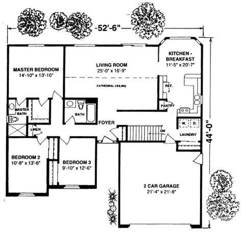 1500 sf house plans 1500 square house plans 1500 square 3 bedrooms 2