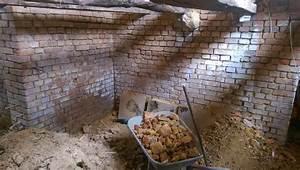 Alte Ziegelmauer Sanieren : sockelinnenseite neu aufbauen und verpurzen ~ A.2002-acura-tl-radio.info Haus und Dekorationen