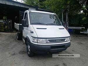 Iveco Daily 35c15 : iveco daily 35c15 2004 three sided tipper truck photo and specs ~ Gottalentnigeria.com Avis de Voitures
