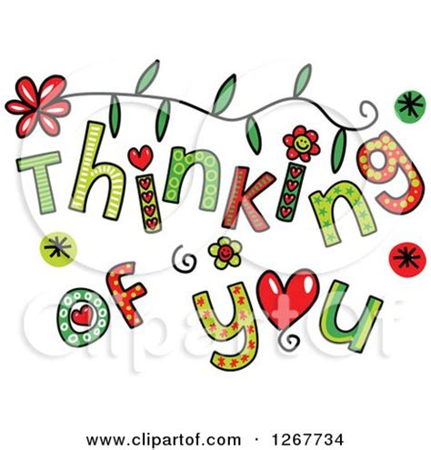 thinking of you clipart royalty free rf thinking of you clipart illustrations