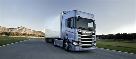 Home Interior Sales - loaded with scania