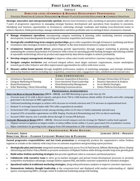 resume cover letter sles for sales manager resume cover