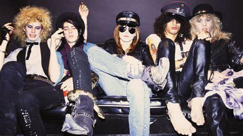 Guns N' Roses Invite Stars On Tour