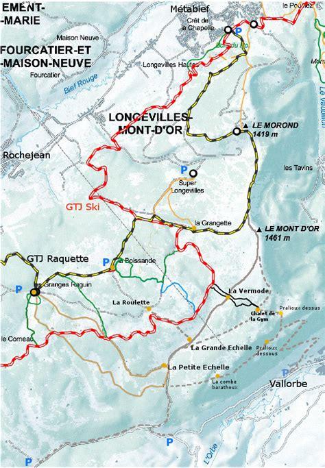 randonn 233 e sur le mont d or l hiver metabief balade jura le mont d or natura 2000 suisse