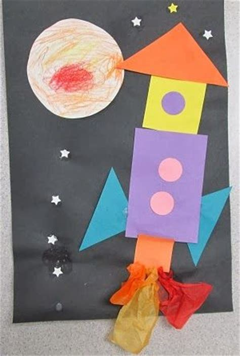 best 25 outer space crafts ideas on 420 | 1cf6648787b035768490a2d672fe0810 space crafts preschool preschool ideas