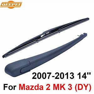 Mazda 3 2007 Windshield Wipers