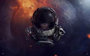 Space, Surreal, Horror, Grunge, Astronaut, Wallpapers, Hd, Desktop, And, Mobile, Backgrounds