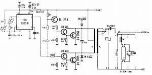 24vdc To 220vac 100 Watt  50hz Inverter Circuit Diagram