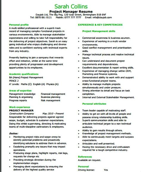 Entry Level Project Manager Resume by It Infrastructure Manager Resume