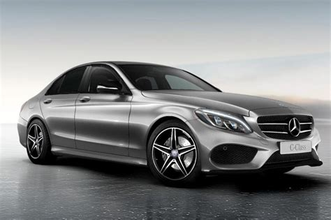 The new c‑class discover a new kind of comfort. Night Package verduistert Mercedes-Benz C-klasse ...
