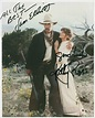 Conagher Movie Cast - Photograph Signed with Cosigners ...
