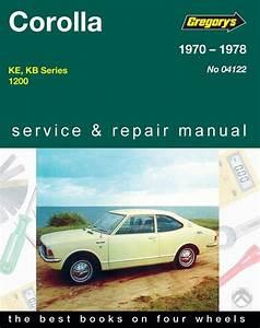 Toyota Corolla 1200 1970