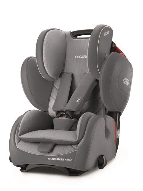 recaro sport recaro sport 兒童汽車安全座椅 2018 aluminium grey