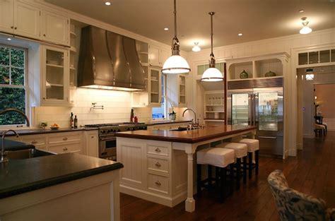 kitchen island with refrigerator u shaped kitchen transitional kitchen giannetti home