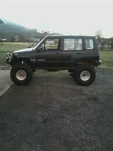 Feeler Getting Board 1992 Suzuki Sidekick Built