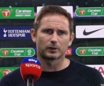 Carabao Cup: Chelsea Boss, Frank Lampard Gives Update On ...