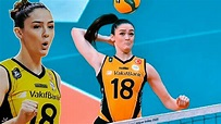 Zehra Gunes - The Beautiful Women's Volleyball Player - YouTube