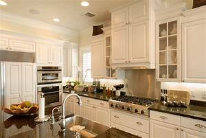 cabinet door styles kitchen transitional with neutral With kitchen colors with white cabinets with wall art tropical