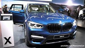 Bmw X3 G01 : bmw x3 xdrive 20d g01 2018 real life review youtube ~ Dode.kayakingforconservation.com Idées de Décoration