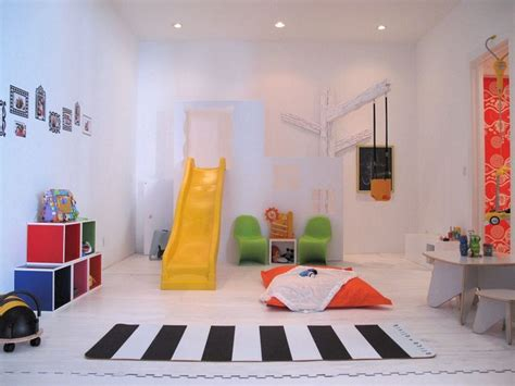 Kids Playroom Ideas For The Comfortable And Safe Playtime