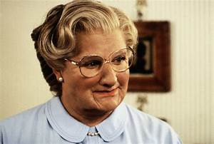 Robin Williams, 'Mrs. Doubtfire' - Many Faces - Actors Who ...