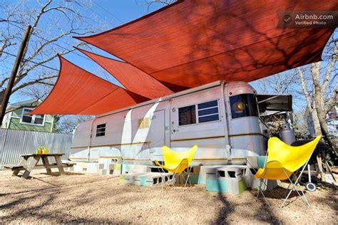 canapé designer authentique caravane américaine vintage des ées 70