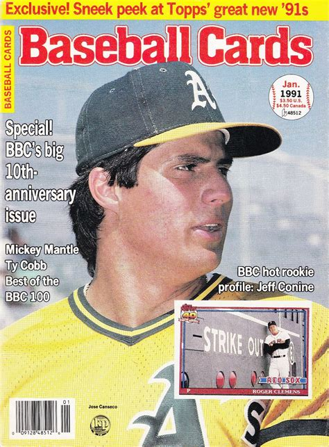 Check spelling or type a new query. The Chronicles of Fuji: Nifty 90's Nostalgia #8: Baseball Cards Magazine