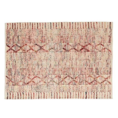 land of nod rugs 8x10 pink bohemian rug the land of nod