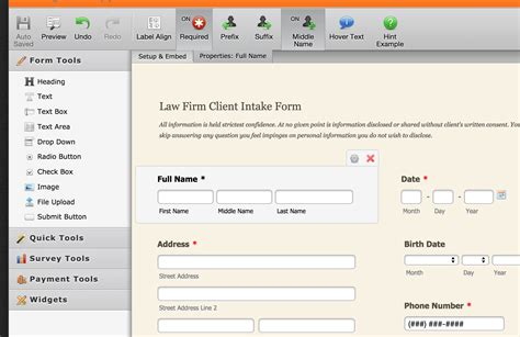 Saving Time And Money With Online Forms  Law Technology Today