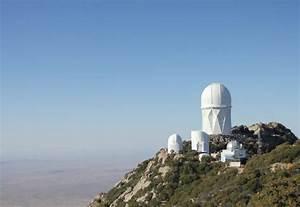 Astronomy Tourism: Photos from Arizona's Kitt Peak ...
