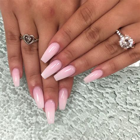 Best Pink And White Nails Ideas And Images On Bing Find What You