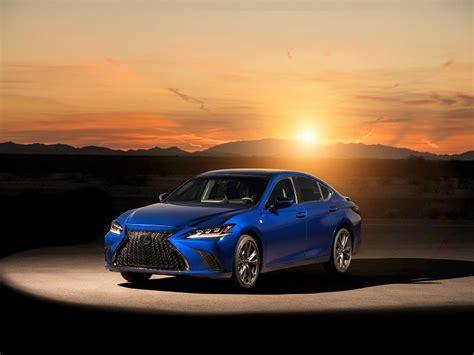 2019 Lexus Es Road Test And Review Autobytelcom