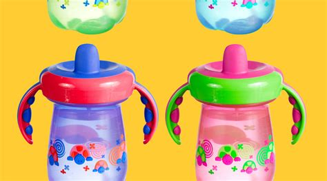 When To Start Giving Baby A Sippy Cup