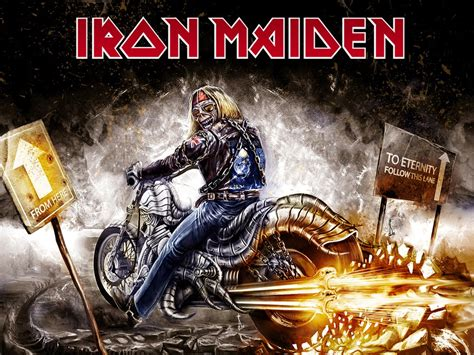 Iron Maiden Eddie Images My Free Wallpapers Music Wallpaper Iron Maiden From Here To Eternity