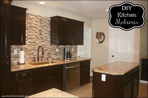 Staining Kitchen Cabinet to Refresh Your Kitchen   My