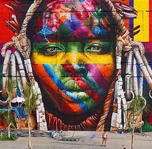 Brazilian Graffiti Artist Creates World's Largest Street ...