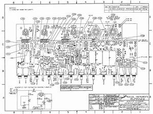 Fender Hot Rod Deville Schematic