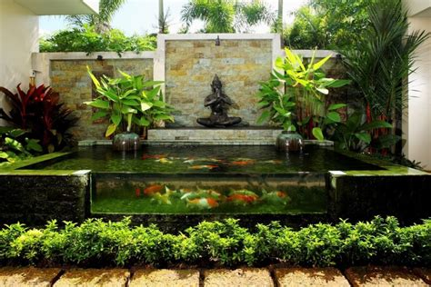 above ground koi ponds 20 koi ponds that will add a bit of magic to your home