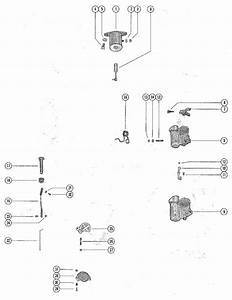 Mercury Marine Model 850 85 Hp  4 Cylinder  Carburetor