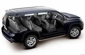 Toyota Land Cruiser 7 Places : toyota land cruiser prado 7 ~ Gottalentnigeria.com Avis de Voitures