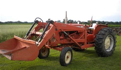 ac allis chalmers d17 series iv tractor for sale tractors and equipment tractor