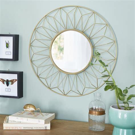 miroir ancien doré grand miroir dor grand miroir avec cadre en feuille dor antique grand miroir dor with