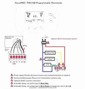Honeywell Ct410b Wiring Diagram