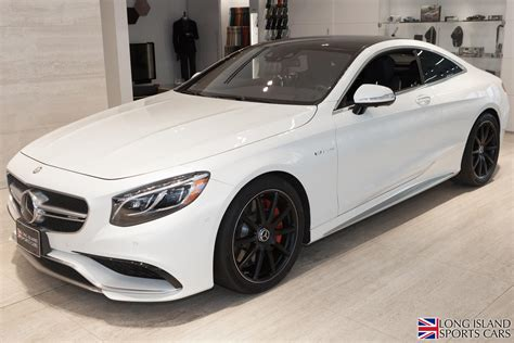 Used 2016 Mercedes-benz S63 Amg