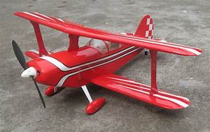 Pitts 31 U0026 39  U0026 39  Electric Rc Biplane Airplane Arf