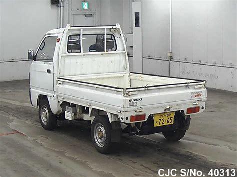 1990 Suzuki Carry Truck For Sale