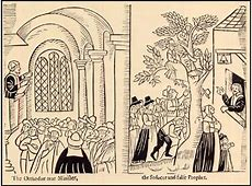 Anglicans and Puritans